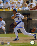Paul Molitor Milwaukee Brewers Autographed Photo (Hand Signed Collectable) Photo