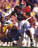 Glen Coffee Rush vs LSU Autographed Photo (Hand Signed Collectable) Fotografía