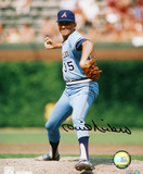 Phil Niekro Atlanta Braves Autographed Photo (Hand Signed Collectable) Photo