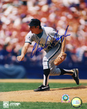 Charlie Hough Florida Marlins Autographed Photo (Hand Signed Collectable) Photo
