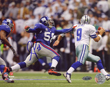 Antonio Pierce Chasing Down Romo Photo Photo