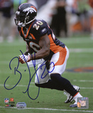 Brian Dawkins Denver Broncos Autographed Photo (Hand Signed Collectable) Photo
