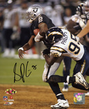 Shaun Phillips San Diego Chargers Autographed Photo (Hand Signed Collectable) Photo