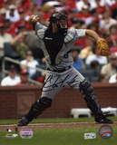 Chris Iannetta Colorado Rockies Autographed Photo (Hand Signed Collectable) Photo