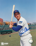 Gene Oliver Chicago Cubs Autographed Photo (Hand Signed Collectable) Photo