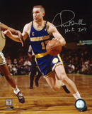 "Chris Mullin Golden State Warriors with ""HOF 2011"" Inscription Photo"