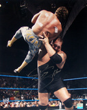 The Big Show Choke Slam Photo