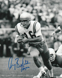 Gary Beban UCLA Bruins with 67 Heisman Inscription Photo