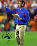 Urban Meyer Florida Gators Autographed Photo (Hand Signed Collectable) Photo