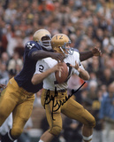Bob Griese Purdue Boilermakers Autographed Photo (Hand Signed Collectable) Photo