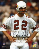 Roger WeHome Runli Arizona Cardinals with HOF 07  Autographed Photo (Hand Signed Collectable) Photo