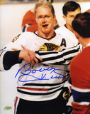 Bobby Hull Chicago Blackhawks Autographed Photo (Hand Signed Collectable) Photo