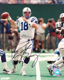 Peyton Manning Indianapolis Colts - Release Photo