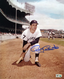 Rocky Colavito Detroit Tigers Autographed Photo (Hand Signed Collectable) Photo