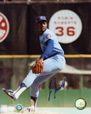 Lee Smith Chicago Cubs Autographed Photo (Hand Signed Collectable) Photo