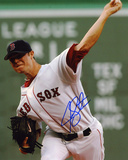 Jon Lester Boston Red Sox Photo