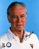 Johnny Bach Chicago Bulls Autographed Photo (Hand Signed Collectable) Photo