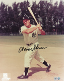 Moose Skowron New York Yankees Autographed Photo (Hand Signed Collectable) Photo