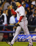 Jonathan Papelbon Boston Red Sox Autographed Photo (Hand Signed Collectable) Photo