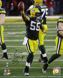 Desmond Bishop Green Bay Photo