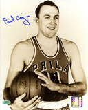 Paul Arizin Philadelphia Warriors Photo