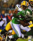 Sam Shields Green Bay Packers Autographed Photo (Hand Signed Collectable) Photo