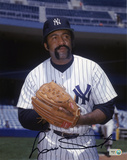 Luis Tiant New York Yankees Photo
