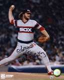 Lamarr Hoyt Chicago White Sox Autographed Photo (Hand Signed Collectable) Photo