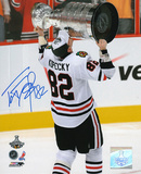 Tomas Kopecky Chicago Blackhawks 2010 Stanley Cup Photo