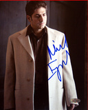 Michael Imperioli Tan Jacket Autographed Photo (Hand Signed Collectable) Photographie