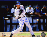 Jason Bay New York Mets Autographed Photo (Hand Signed Collectable) Photo