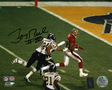 Jerry Rice San Francisco 49ers - Super Bowl Action Photo