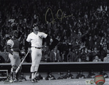 Chris Chambliss New York Yankees 1976 Walk Off Home Run Autographed Photo (Hand Signed Collectable) Photo