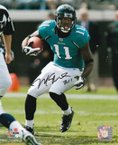 Mike Sims-Walker Jacksonville Jaguars Autographed Photo (Hand Signed Collectable) Photo