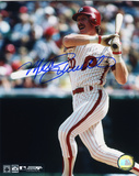 Mike Schmidt Philadelphia Phillies - Batting Photo