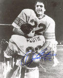 Doug Flutie Boston College Eagle In Brothers Arms Celebration Photo