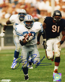 Barry Sanders Detroit Lions Photo