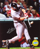 Kevin Youkilis Boston Red Sox - ALCS Home Run Photo