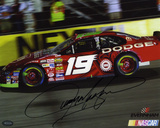 Jeremy Mayfield NASCAR Autographed Photo (Hand Signed Collectable) Photo