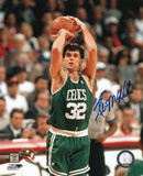 Kevin McHale Boston Celtics Autographed Photo (Hand Signed Collectable) Photo