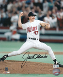 Jack Morris Minnesota Twins Autographed Photo (Hand Signed Collectable) Photo