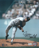Juan Marichal San Francisco Giants with HOF '83 Inscription Photo