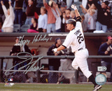 Jim Thome Chicago White Sox with Happy Holidays Inscription Photo