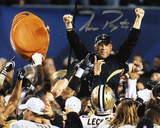 Sean Payton New Orleans Saints Super Bowl XLIV Autographed Photo (Hand Signed Collectable) Photographie