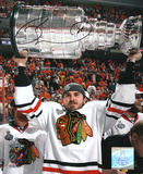 Dave Bolland Chicago Blackhawks 2010 Stanley Cup Photo