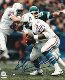 Earl Campbell Houston Oilers Autographed Photo (Hand Signed Collectable) Photo