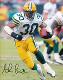Ahman Green Green Bay Packers Autographed Photo (Hand Signed Collectable) Photo