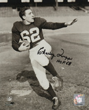 Charley Trippi Chicago Cardinals with HOF 68  Autographed Photo (Hand Signed Collectable) Photo