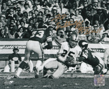 Fred Biletnikoff Oakland Raiders with Super Bowl XI MVP Autographed Photo (Hand Signed Collectable) Photo