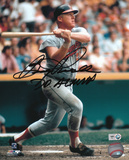 Boog Powell with 70 AL MVP Inscription Photo